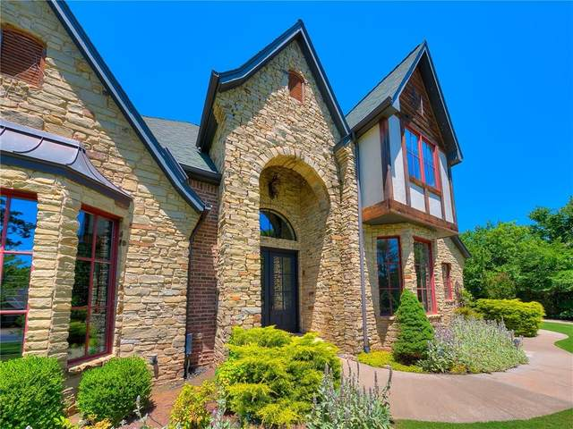 7221 NE 121st Street, Edmond, OK 73013 (MLS #913831) :: Keri Gray Homes