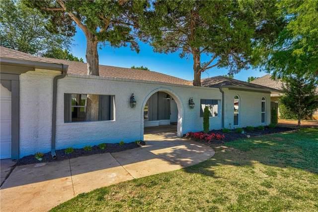 12113 Camelot Drive, Oklahoma City, OK 73120 (MLS #913835) :: Keri Gray Homes
