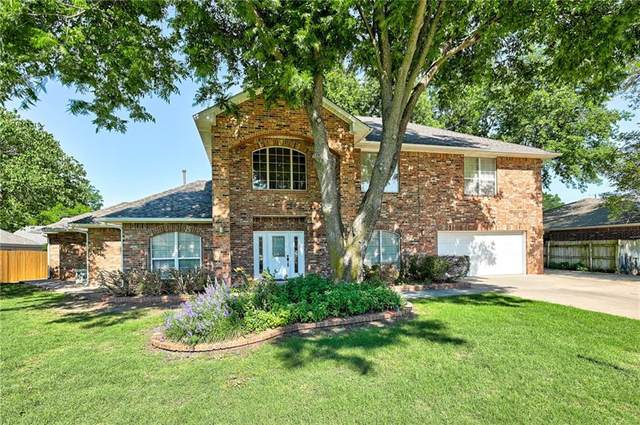 3108 N Downing Court, Bethany, OK 73008 (MLS #914185) :: Homestead & Co