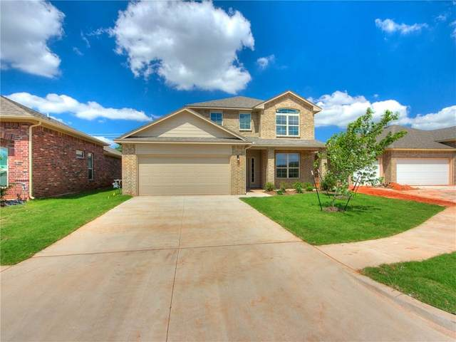 3405 Molly Drive, Mustang, OK 73064 (MLS #914219) :: Homestead & Co