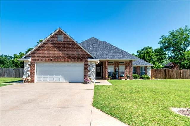 912 Tilghman Drive, Chandler, OK 74834 (MLS #914378) :: Homestead & Co