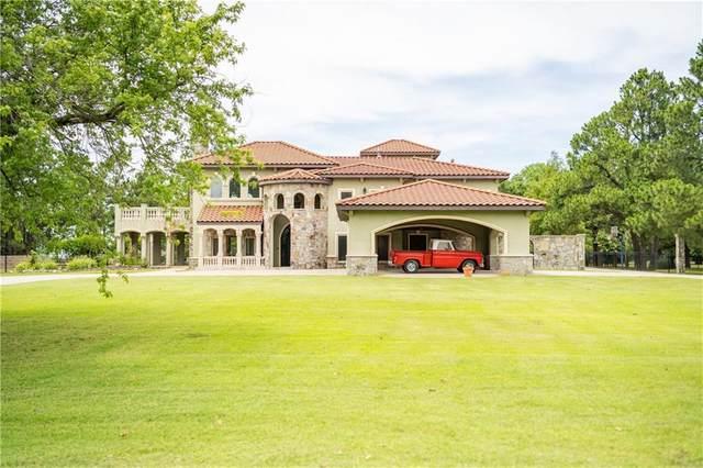 3920 Ridgeline Drive, Norman, OK 73072 (MLS #914608) :: Homestead & Co