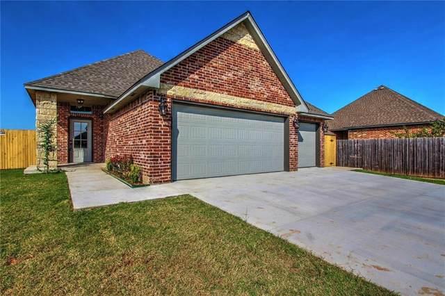 12101 SW 17 Street, Oklahoma City, OK 73099 (MLS #914869) :: Homestead & Co