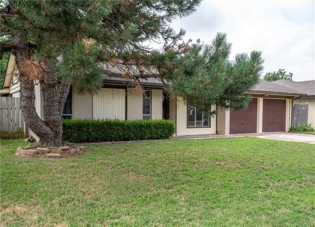 7720 NW 30th Terrace, Bethany, OK 73008 (MLS #914920) :: Keri Gray Homes