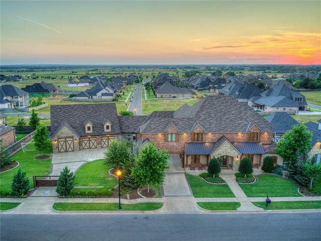 3200 Rolling Woods Drive, Norman, OK 73072 (MLS #914972) :: Your H.O.M.E. Team