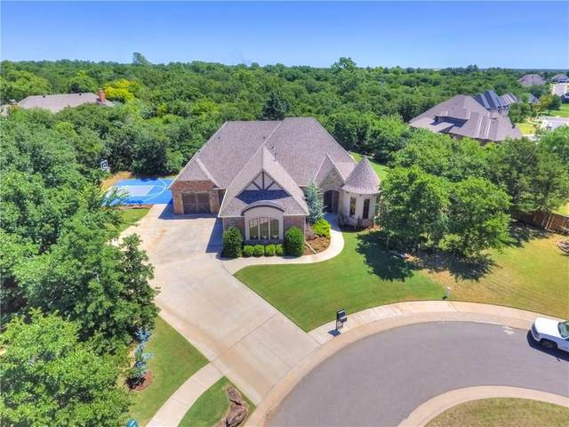 2317 Open Trail Road, Edmond, OK 73034 (MLS #915041) :: Homestead & Co