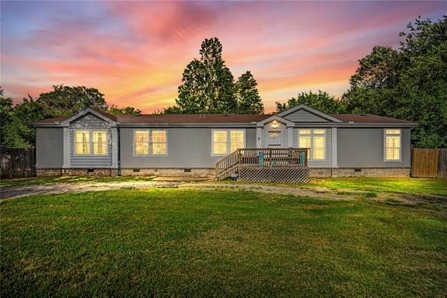 7404 Oak Drive, Edmond, OK 73034 (MLS #915313) :: Keri Gray Homes