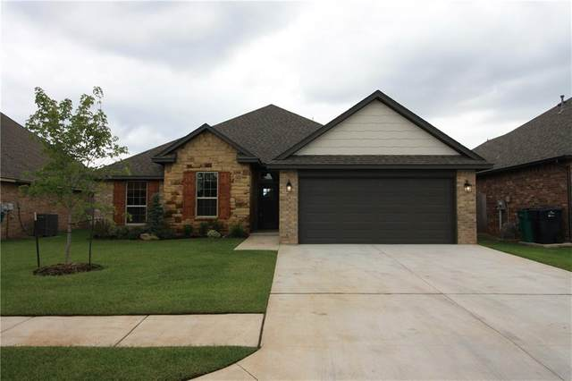 5116 Sw 122nd Terrace, Oklahoma City, OK 73173 (MLS #915396) :: ClearPoint Realty