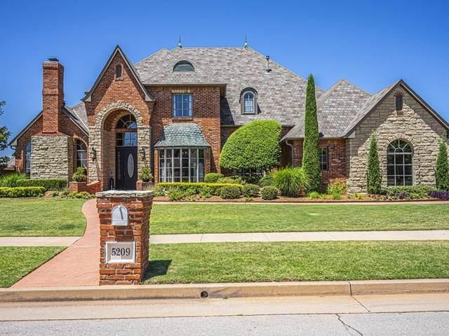 5209 NW 124th Street, Oklahoma City, OK 73142 (MLS #915623) :: Homestead & Co