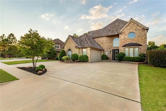 4025 Sam Gordon Street, Norman, OK 73072 (MLS #915876) :: Keri Gray Homes