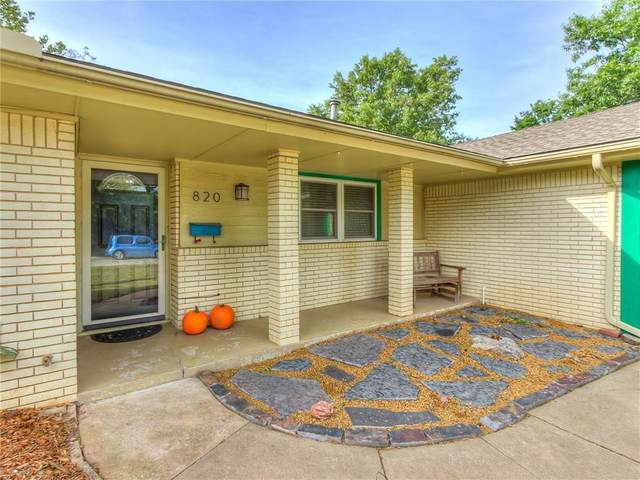 820 Schulze Drive, Norman, OK 73071 (MLS #915941) :: Homestead & Co