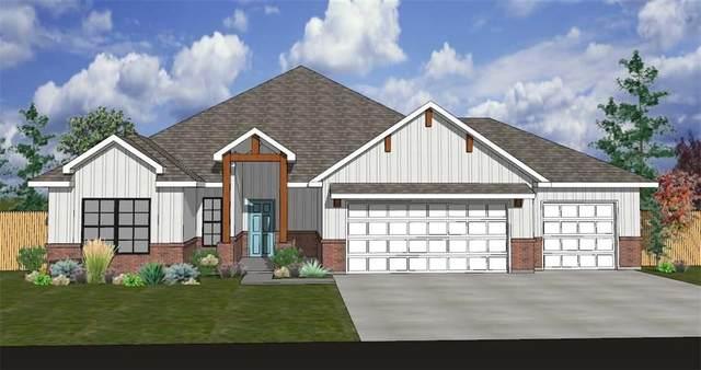 10709 Glover River Drive, Yukon, OK 73099 (MLS #916262) :: Homestead & Co