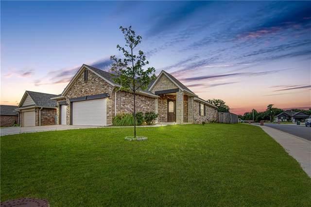 440 Fallview Court, Edmond, OK 73034 (MLS #916306) :: Keri Gray Homes