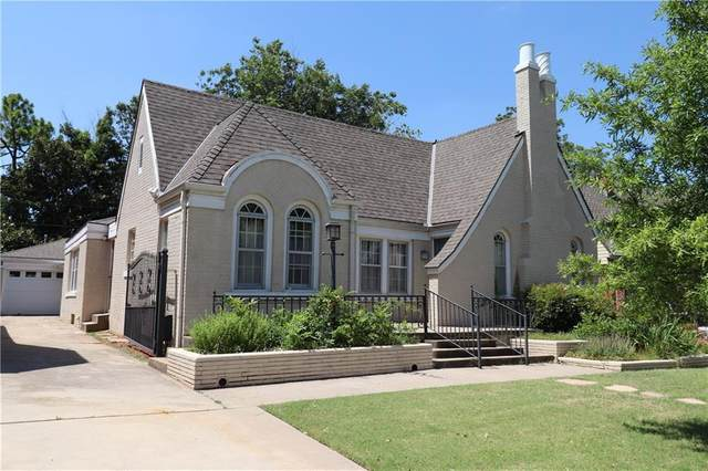 216 Edgemere Court, Oklahoma City, OK 73118 (MLS #916411) :: ClearPoint Realty