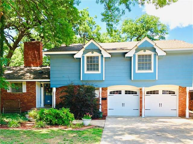2805 N Grove Avenue, Oklahoma City, OK 73127 (MLS #916470) :: Homestead & Co