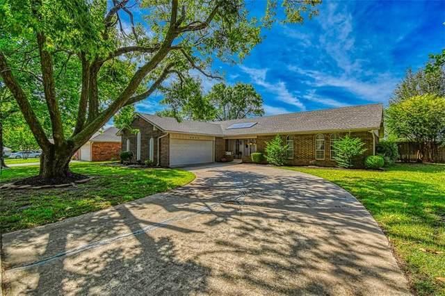 3632 W Bellwood Drive, Norman, OK 73072 (MLS #916653) :: Homestead & Co