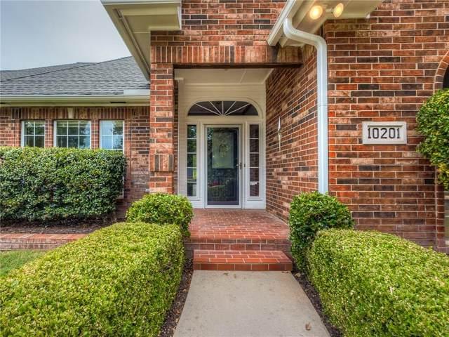 10201 SE 57th Street, Oklahoma City, OK 73150 (MLS #916710) :: Homestead & Co
