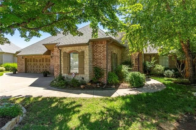 12512 Quartz Place, Oklahoma City, OK 73170 (MLS #916870) :: Erhardt Group at Keller Williams Mulinix OKC