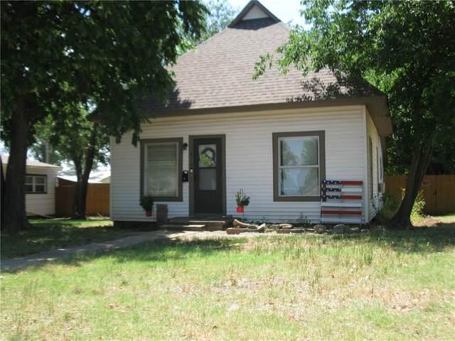 416 W Arapaho Street, Weatherford, OK 73096 (MLS #916900) :: ClearPoint Realty