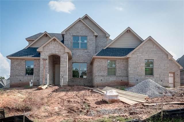 8200 Grass Creek Drive, Edmond, OK 73034 (MLS #916943) :: Keri Gray Homes