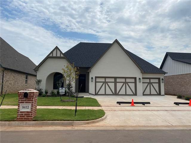 8412 NW 132nd Street, Oklahoma City, OK 73142 (MLS #917024) :: Keri Gray Homes