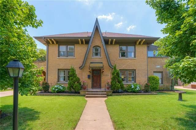 3108 NW 18th Street, Oklahoma City, OK 73107 (MLS #917041) :: Homestead & Co