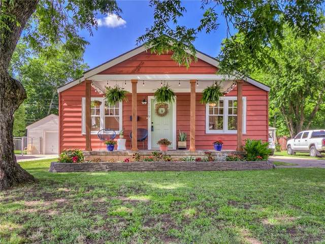 1119 W Eufaula Street, Norman, OK 73069 (MLS #917196) :: Homestead & Co