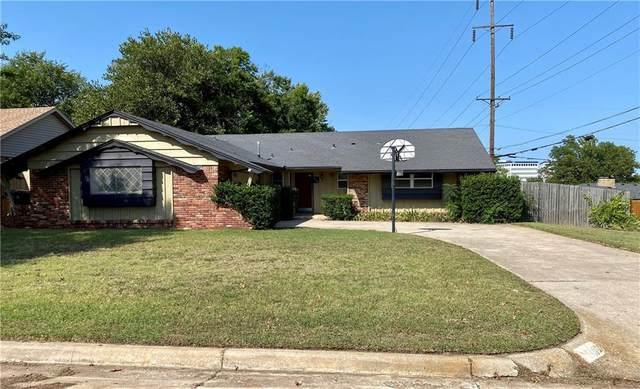 4101 NW 62nd Street, Oklahoma City, OK 73112 (MLS #917203) :: Keri Gray Homes