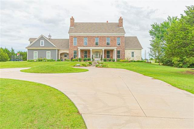 4751 Highland Lake, Norman, OK 73026 (MLS #917261) :: Homestead & Co