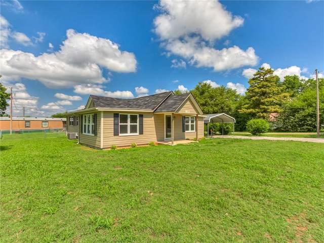 803 Fir, Wellston, OK 74881 (MLS #917376) :: Keri Gray Homes