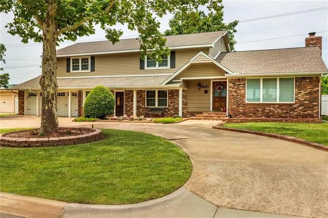 8401 Lakehurst Drive, Oklahoma City, OK 73120 (MLS #917499) :: Homestead & Co