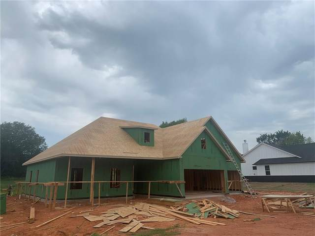 11775 Blue Heron Creek, Guthrie, OK 73044 (MLS #917547) :: Homestead & Co
