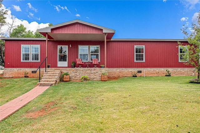 23880 Beach Haven Drive, Granite, OK 73547 (MLS #917560) :: The UB Home Team at Whittington Realty