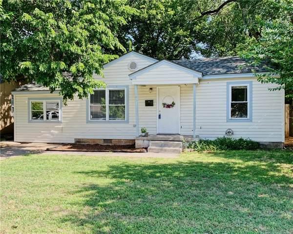 905 Dakota Street, Norman, OK 73069 (MLS #917573) :: Homestead & Co
