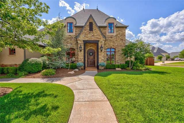 17517 Coyote Pass, Edmond, OK 73012 (MLS #917790) :: Erhardt Group at Keller Williams Mulinix OKC