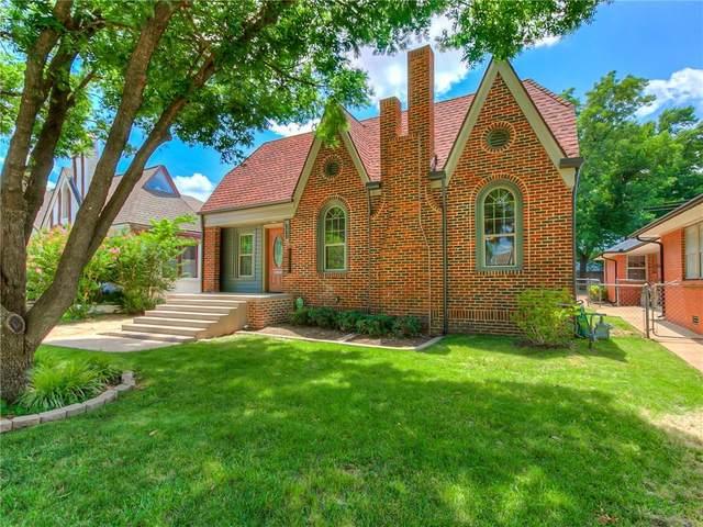 2021 N Gatewood Avenue, Oklahoma City, OK 73106 (MLS #917856) :: Homestead & Co