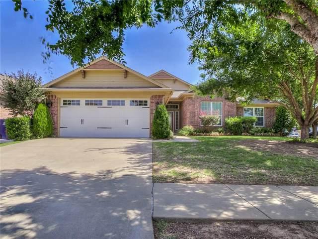 2420 SW 137th Street, Oklahoma City, OK 73170 (MLS #917963) :: Homestead & Co