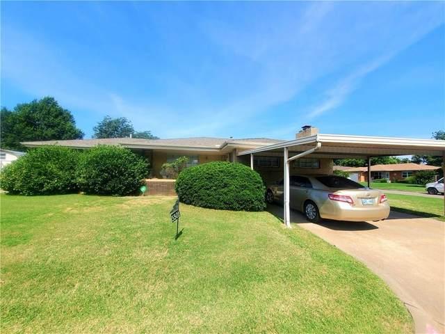5501 S Ross Avenue, Oklahoma City, OK 73119 (MLS #918113) :: Homestead & Co