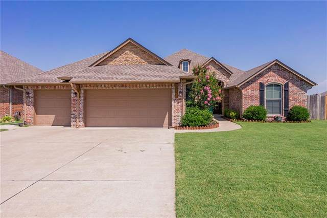3317 SE 33rd Street, Moore, OK 73165 (MLS #918259) :: Homestead & Co
