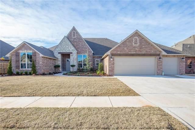 9120 SW 32nd Street, Oklahoma City, OK 73179 (MLS #918275) :: Homestead & Co