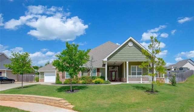 613 Monomoy Court, Norman, OK 73071 (MLS #918431) :: Homestead & Co