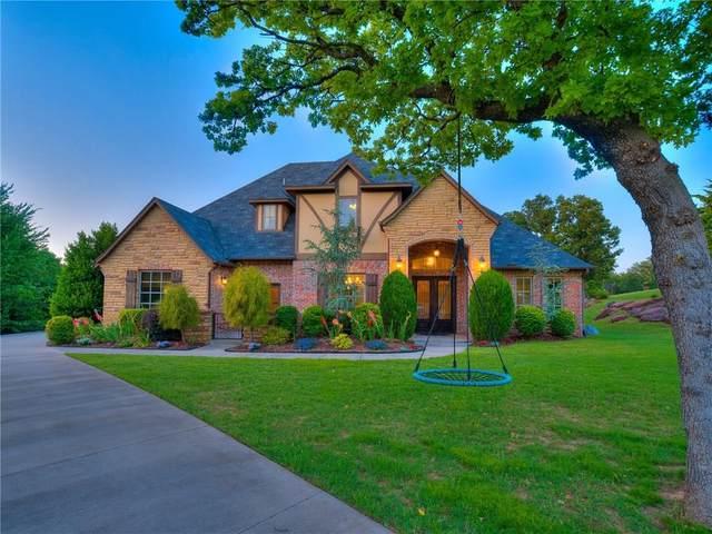 12233 Bunting Circle, Edmond, OK 73013 (MLS #918512) :: Homestead & Co