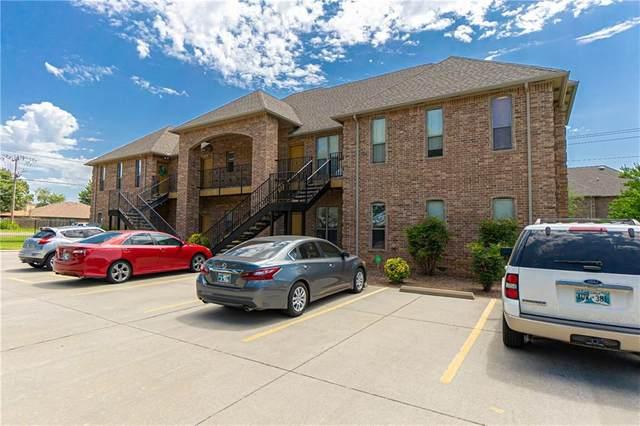 1812 Alameda #513, Norman, OK 73071 (MLS #918632) :: Homestead & Co