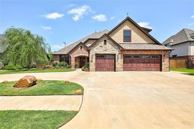 13500 Rock Canyon Road, Oklahoma City, OK 73142 (MLS #918831) :: Homestead & Co