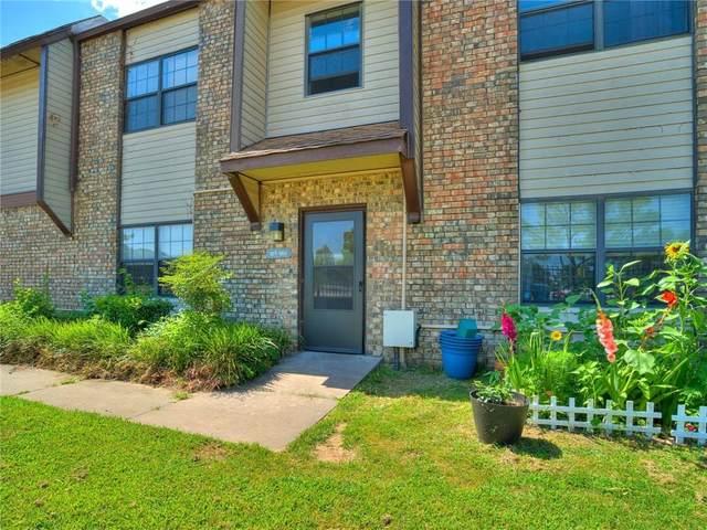 401 SE 12th Avenue #160, Norman, OK 73071 (MLS #918935) :: Homestead & Co