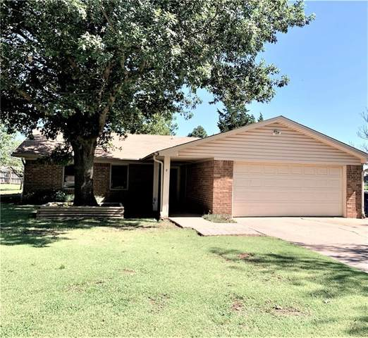2 Skyview Drive, Chickasha, OK 73018 (MLS #918982) :: ClearPoint Realty