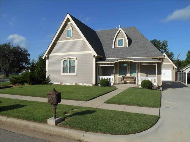 836 N Carriage Lane, Norman, OK 73069 (MLS #919049) :: Keri Gray Homes