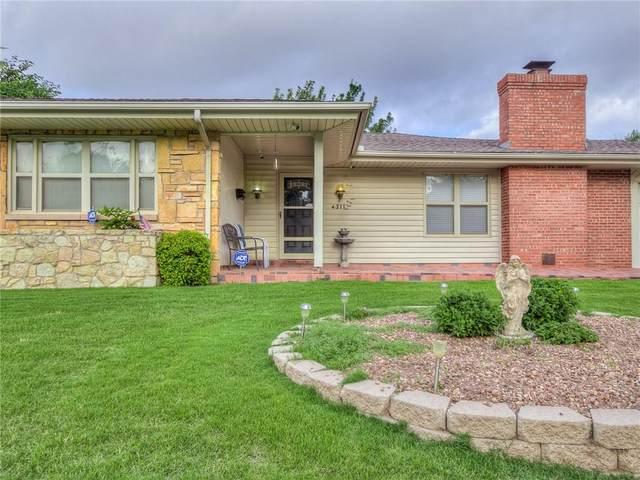 4311 N Miller Avenue, Oklahoma City, OK 73112 (MLS #919372) :: Homestead & Co