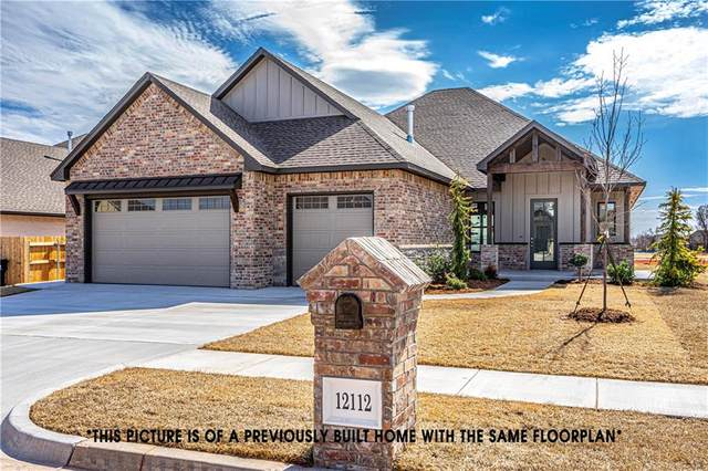 5000 Mccann Court, Mustang, OK 73064 (MLS #919475) :: ClearPoint Realty