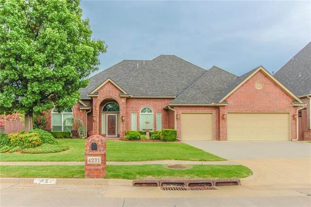 4231 Middlefield Court, Norman, OK 73072 (MLS #919584) :: ClearPoint Realty
